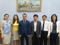 Рабочий визит в ЮФУ делегации Цзилиньского университета Китая