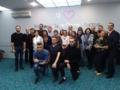 Преподаватели и студенты Института социологии и регионоведения приняли участие во встрече с представителями европейского гражданского общества